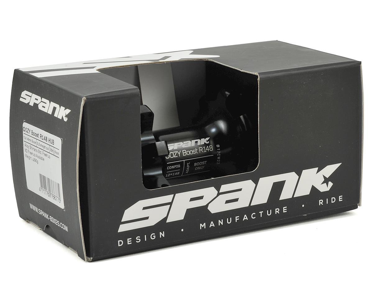 Spank Oozy Trail Rear BOOST Disc Hub (Black) (32h) (6-Bolt) (12x148)