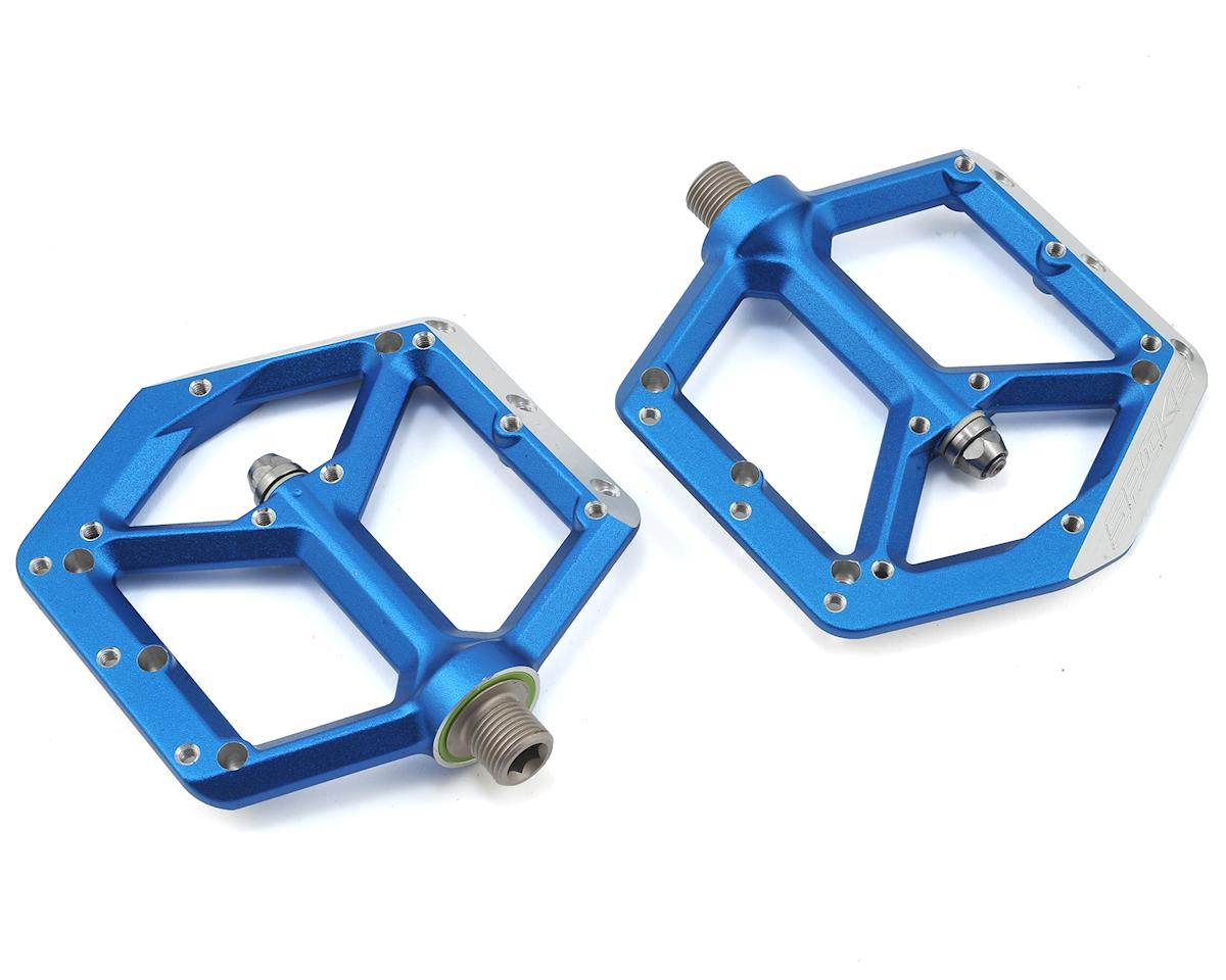 Spank Spike Pedals (Blue)