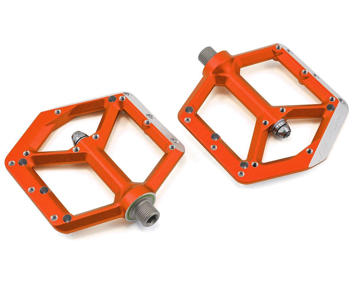 Spank Spike Pedals (Orange)
