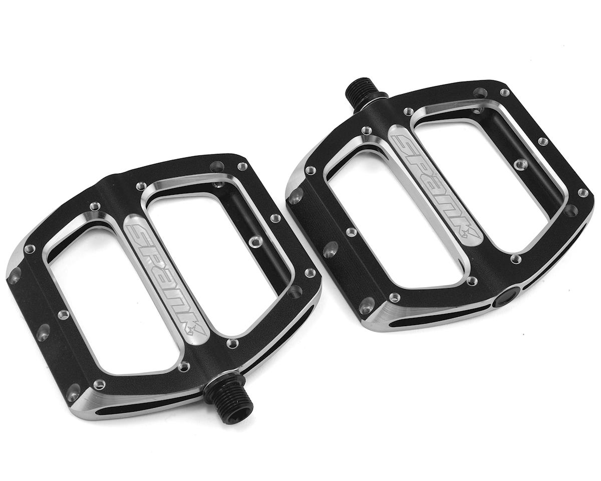 Spank Spoon Large Pedals (110mm) (Black)