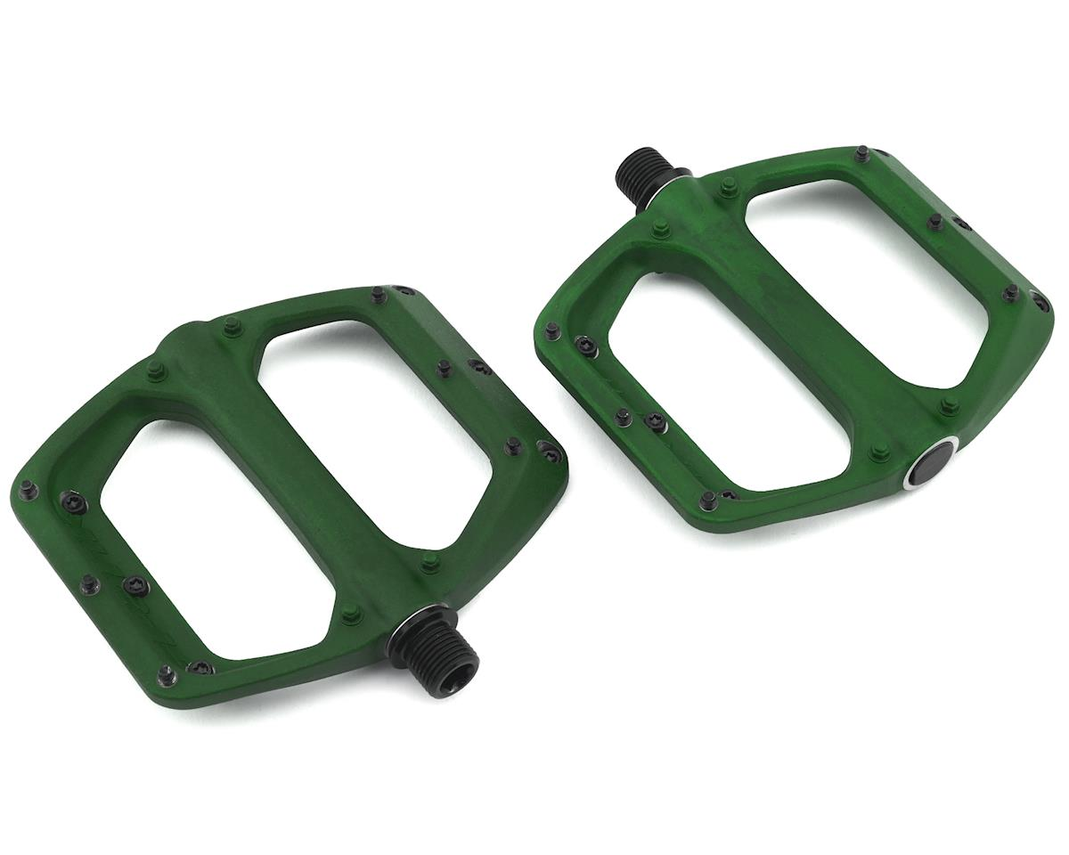 Spank Spoon DC Pedals (Green)