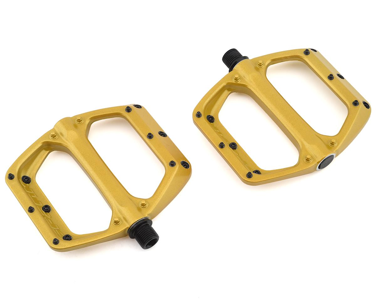 Spank Spoon DC Pedals (Gold)