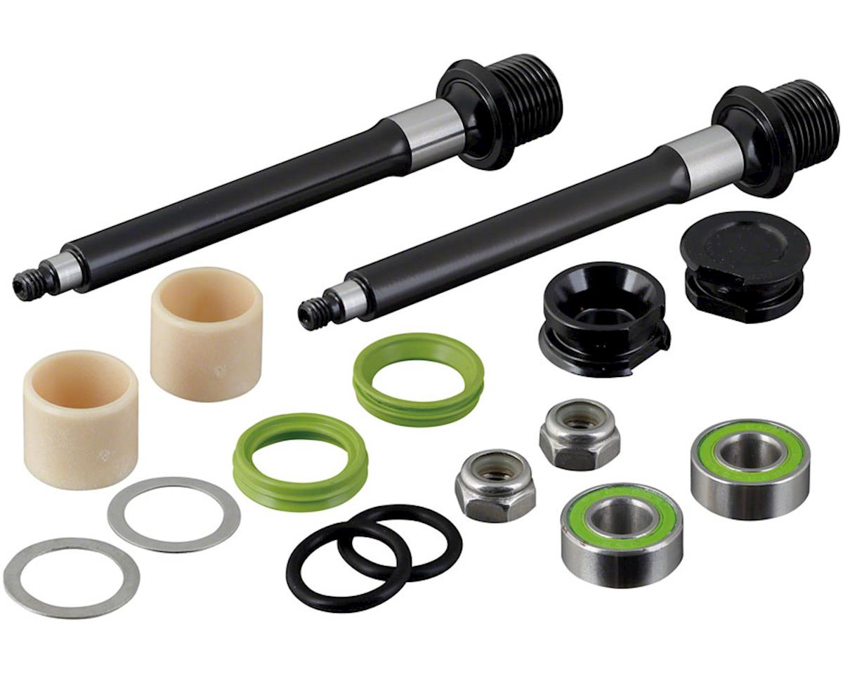 Spank Pedal axle rebuild kit, Spoon 90