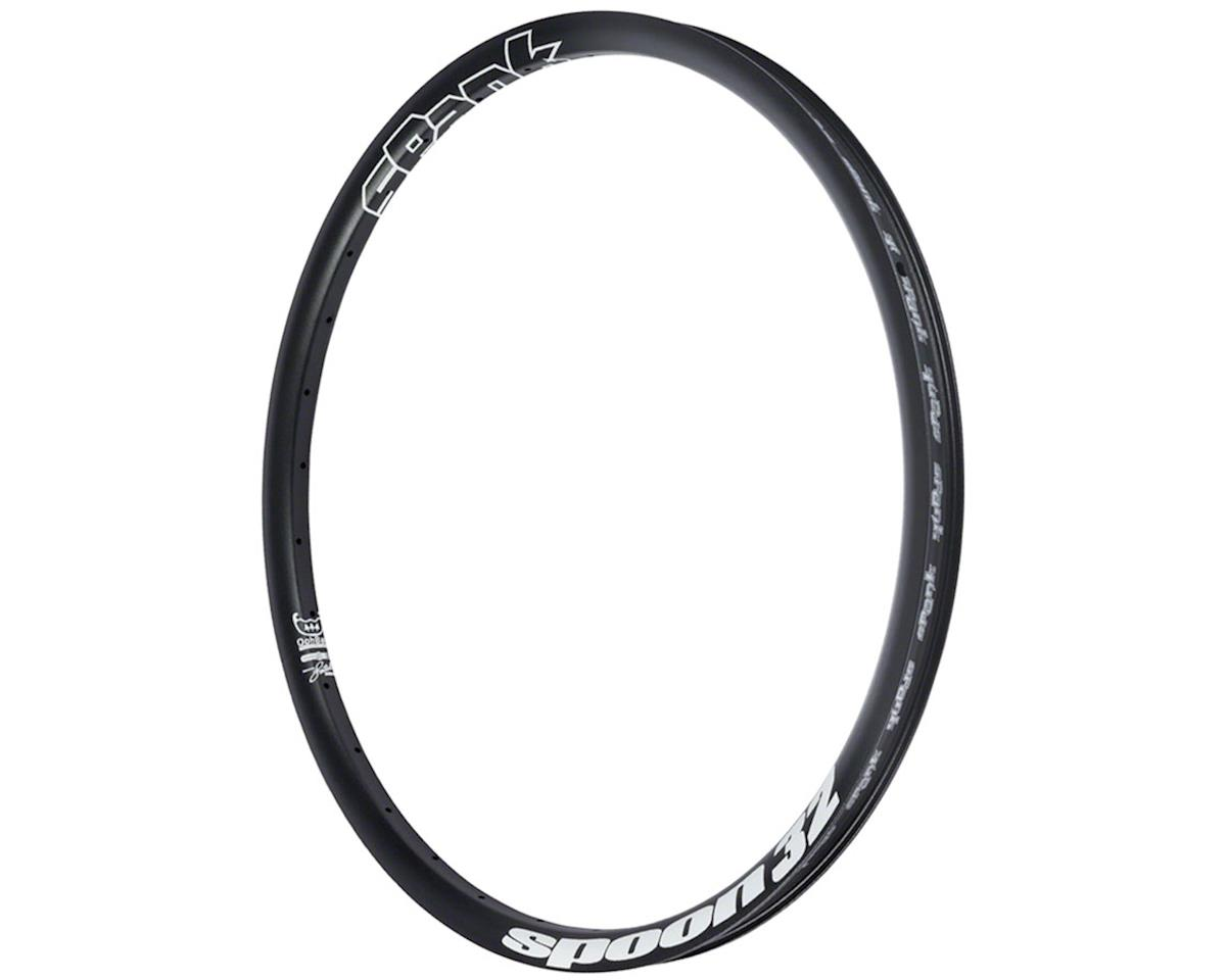 "Spank Spoon 32 26"" Rim, 32h, Black"