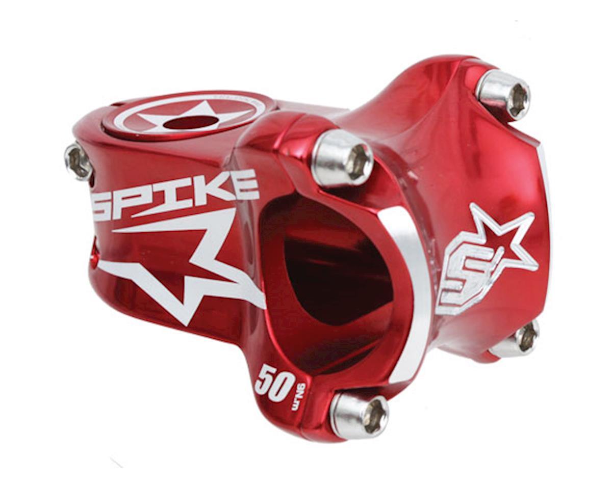 Spank Spike Race stem, (31.8) 0d x 50mm - red