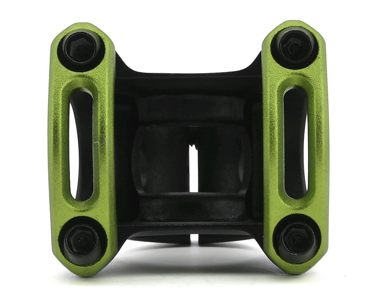 Spank Split Stem (31.8) (Green) (33mm)
