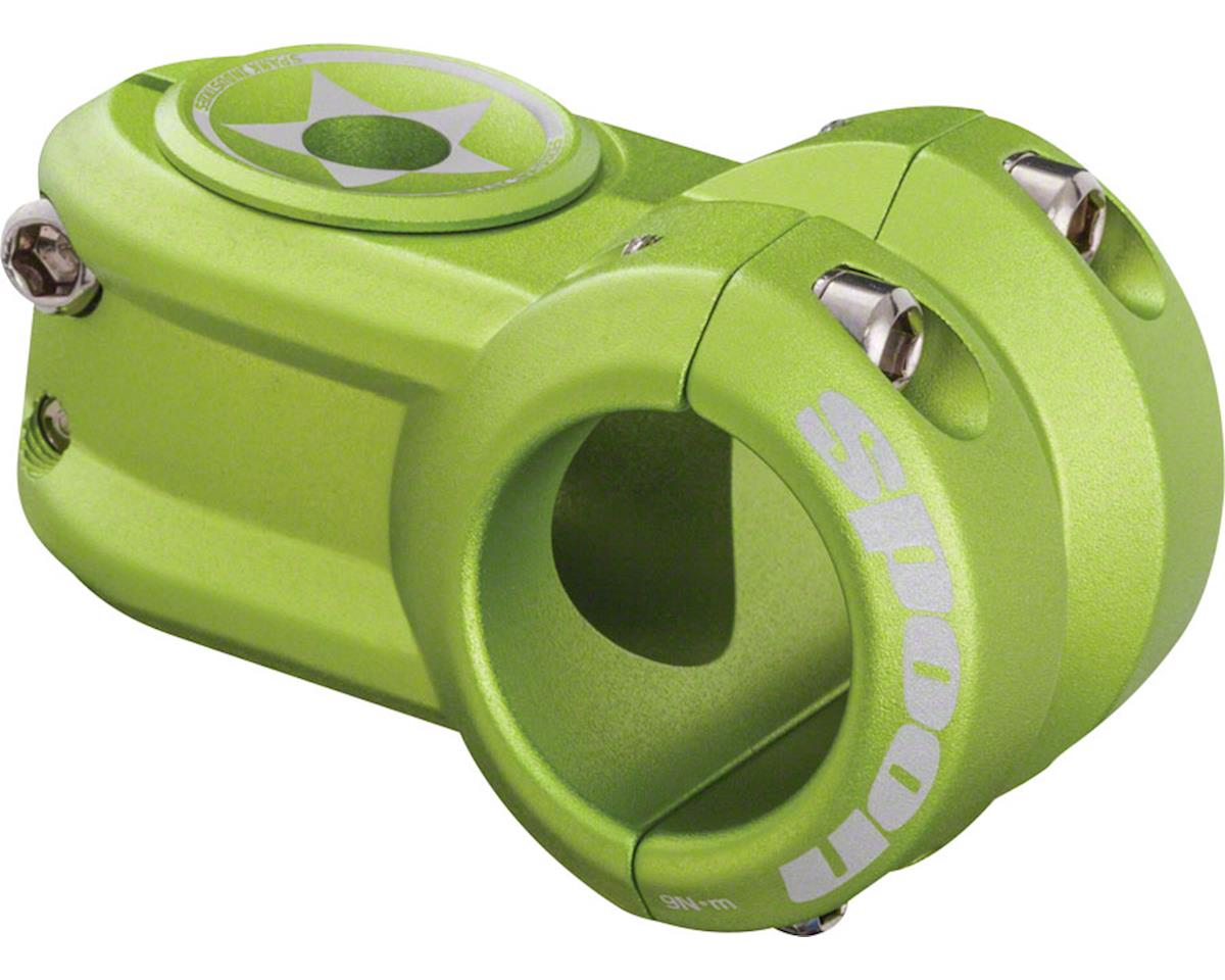 Spank Spoon Stem 40mm, 31.8, Matte Green