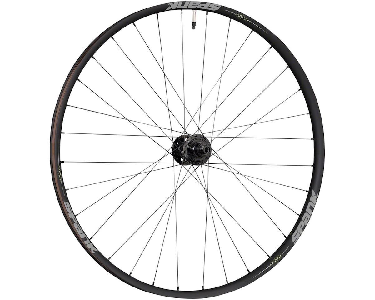 "Spank Spike 350 Vibrocore Boost Wheelset: 27.5"" 15 x 110mm Front 12 x 148mm Rear"