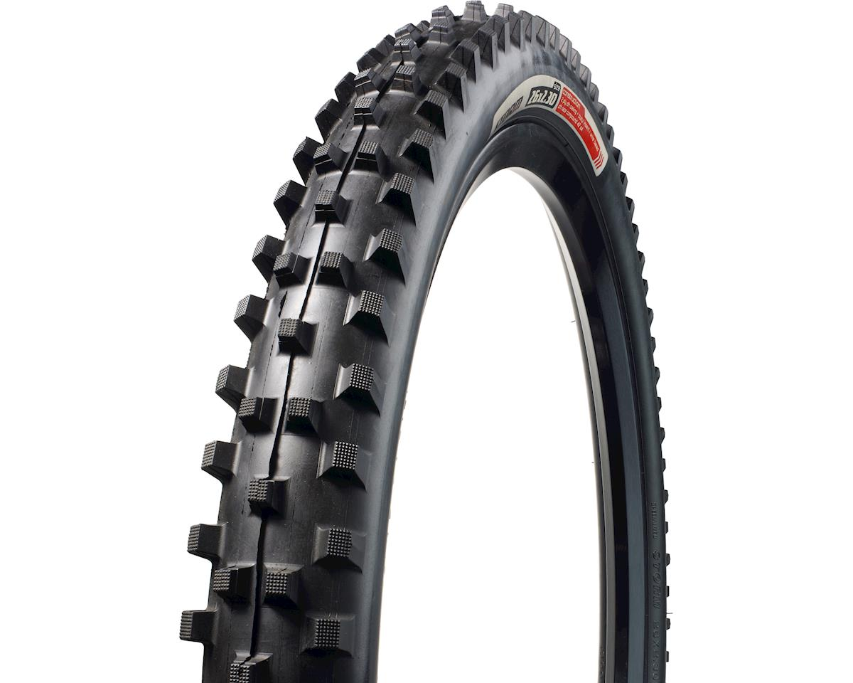 "Specialized Storm DH 26"" MTB Tire  (26 X 2.3) (Black)"