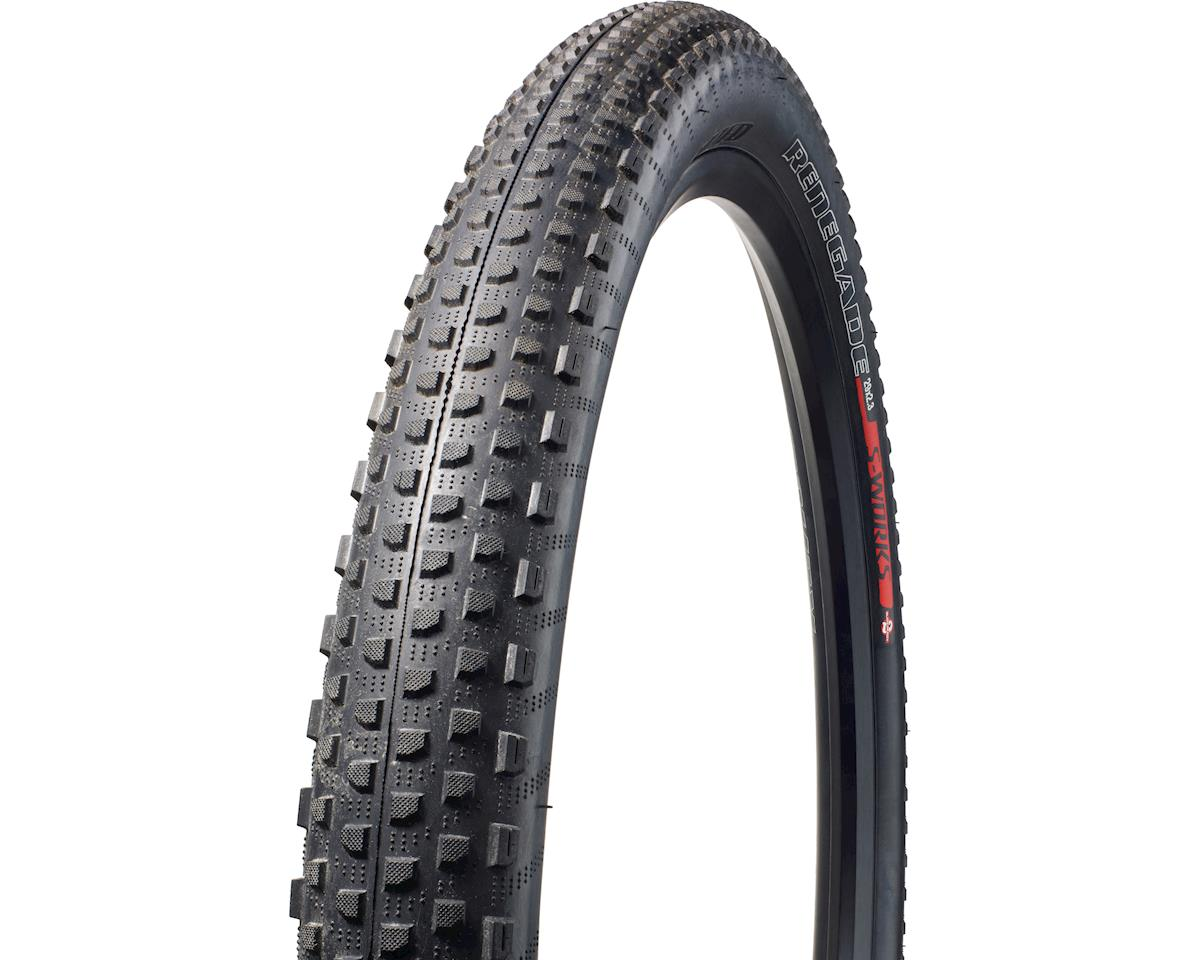 "Specialized S-Works Renegade 26"" Tubeless MTB Tire (26 X 2.1) (Black)"