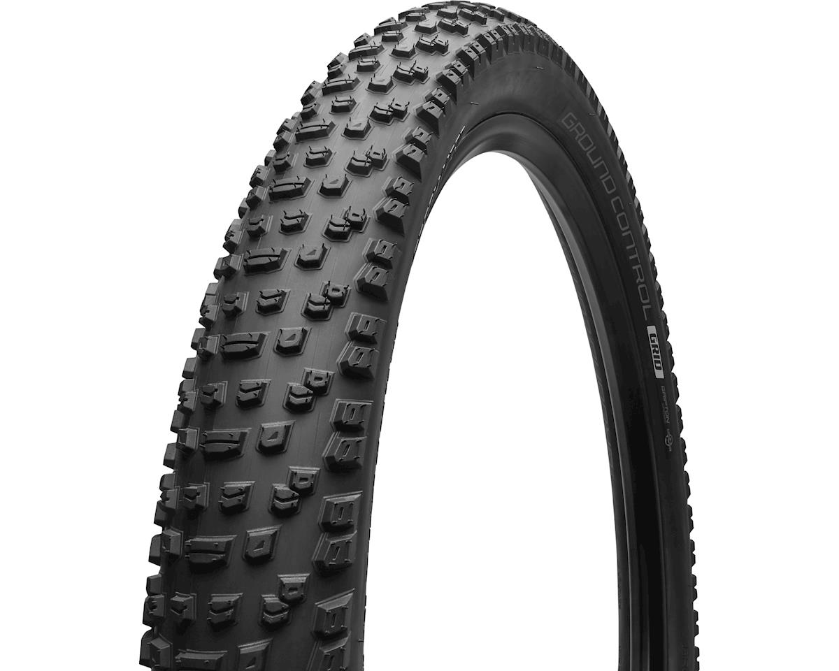 """Specialized Ground Control GRID 27.5"""" Tubeless MTB Tire (27.5 X 3.0) (Black)"""