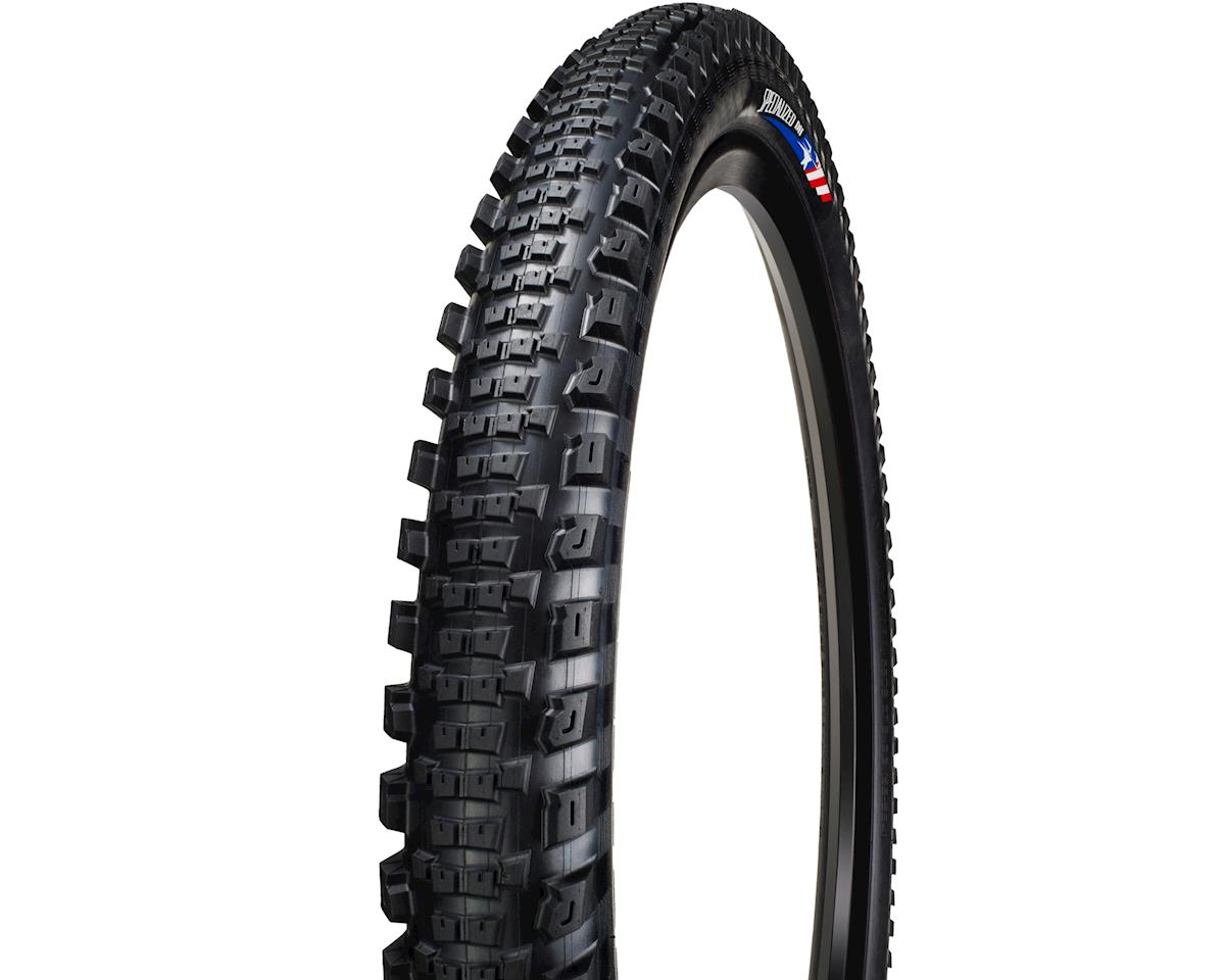 "Specialized Slaughter GRID 27.5"" Tubeless MTB Tire (27.5 X 2.3) (Black)"
