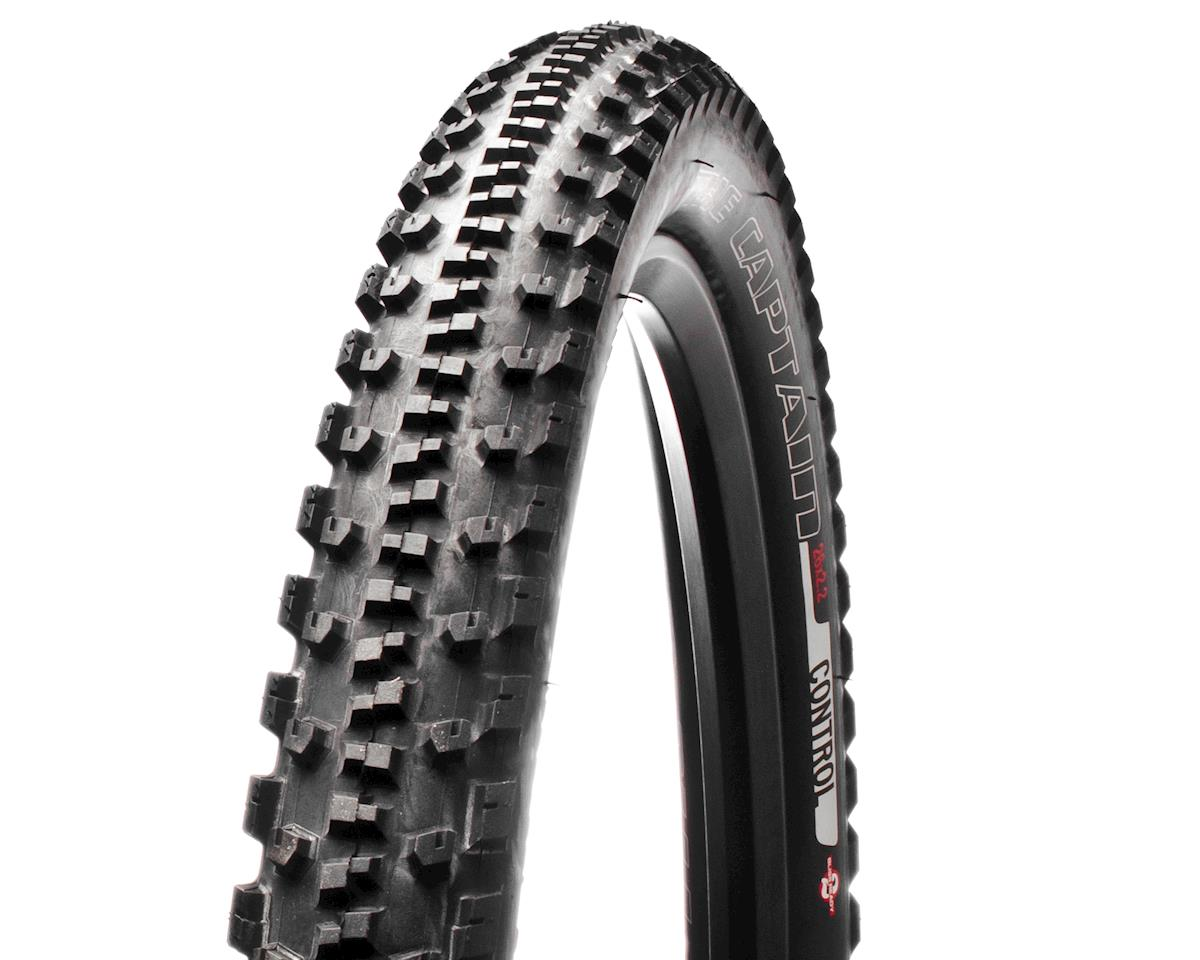 "Specialized The Captain Control 26"" Tubeless MTB Tire (26 X 2.0) (Black)"