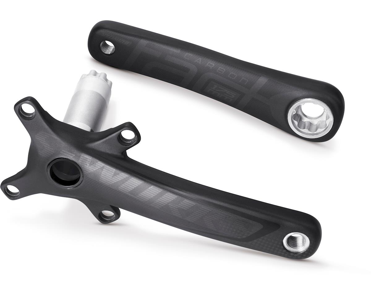 Specialized S-Works Carbon Mountain Crank Arms (Carbon/Black/Charcoal) (170MM)
