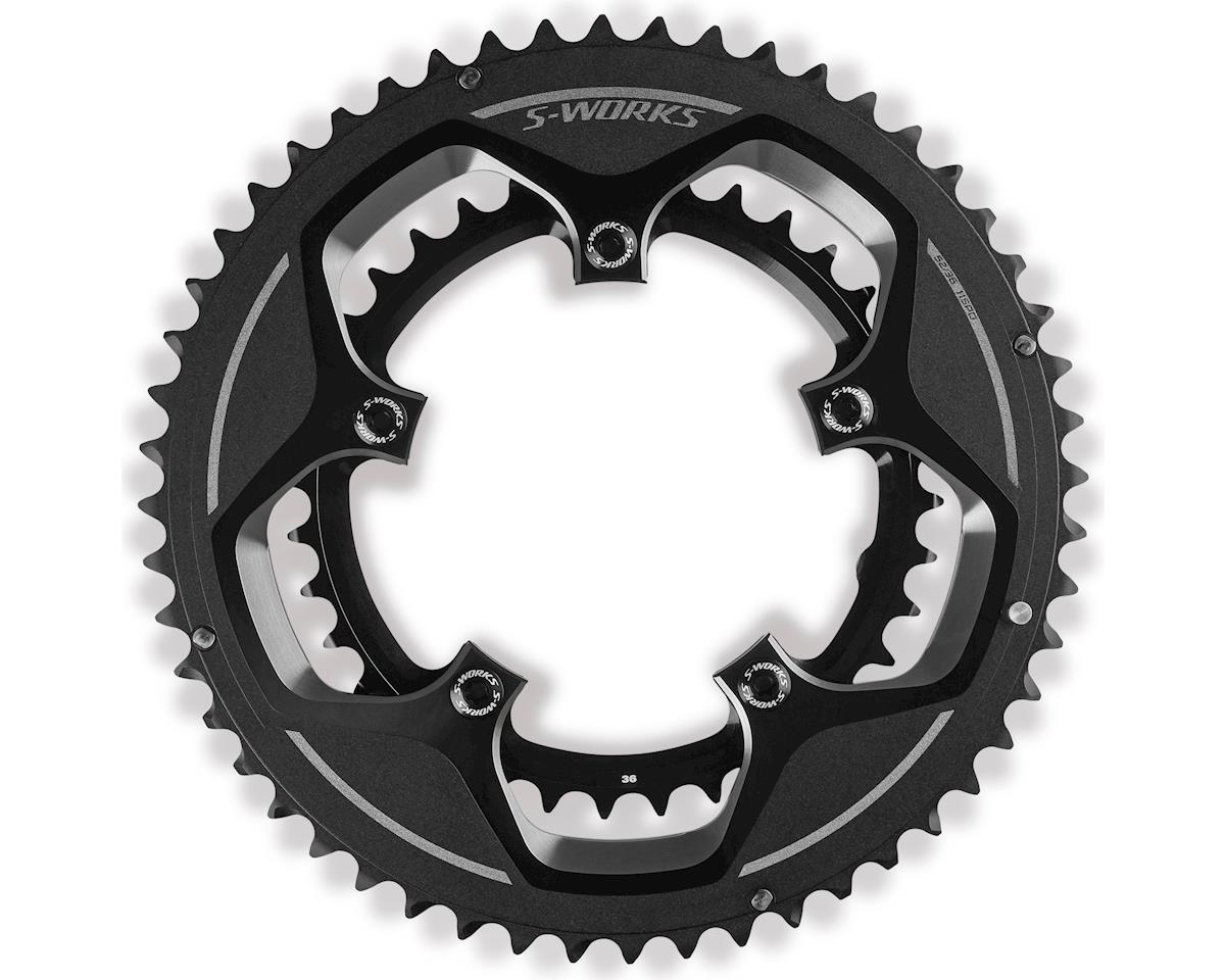 Specialized S-Works Chainring Set (Black) (110 x 46/36T)