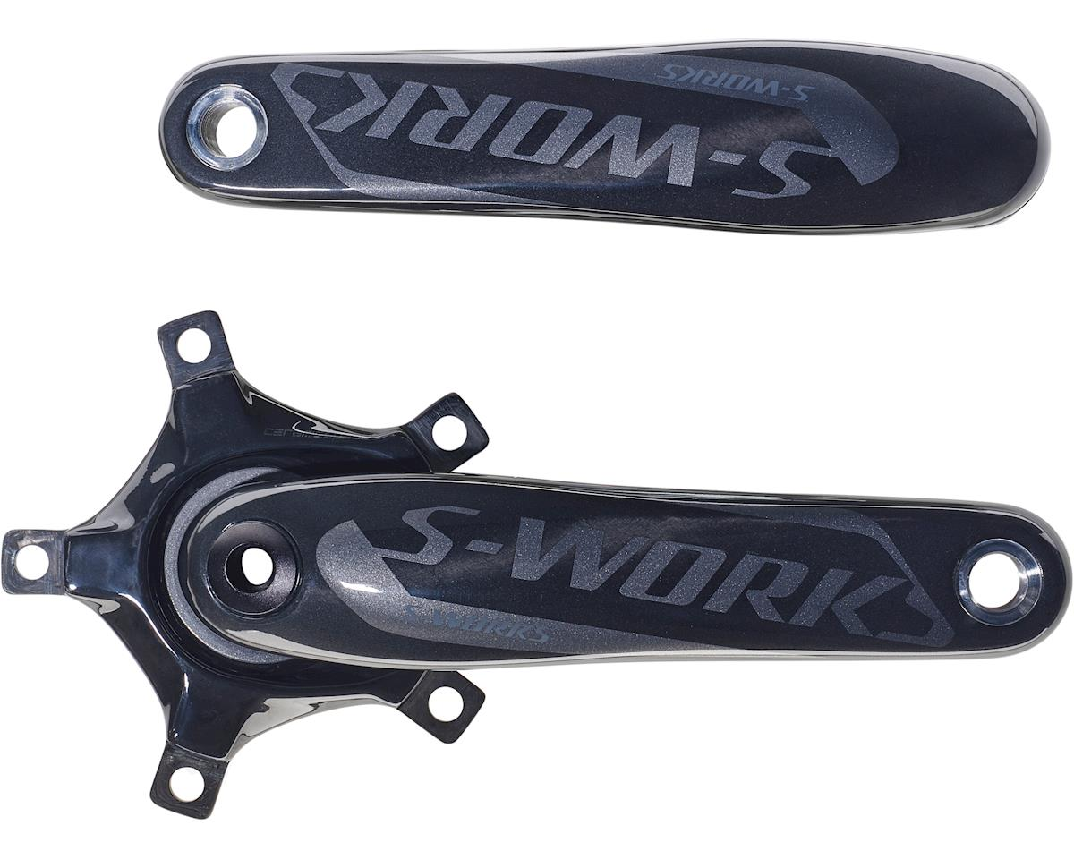 Specialized S-Works Carbon Road Crank Arms (Gloss Carbon) (180)