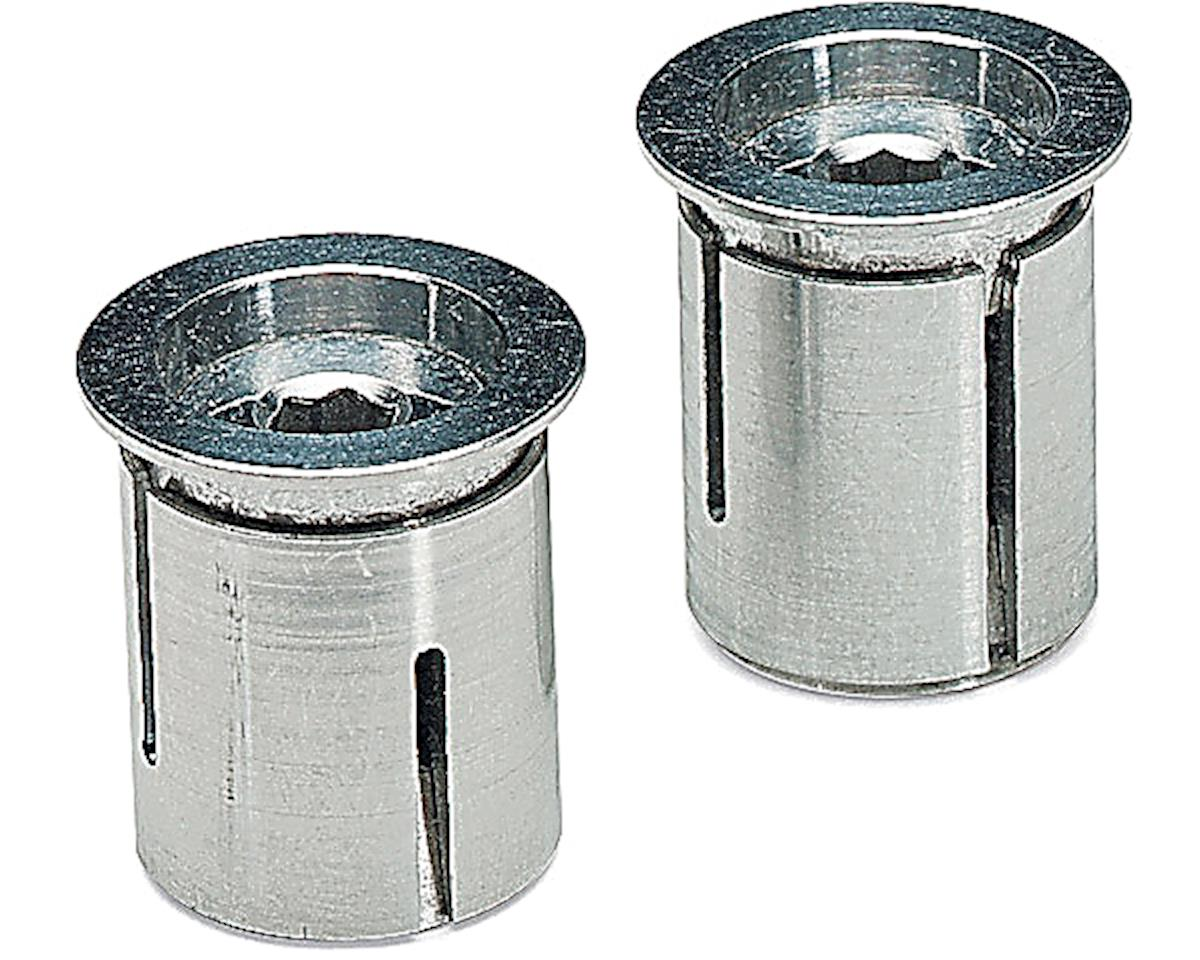 Specialized CNC Alloy Bar End Plugs (Silver) (One Size)