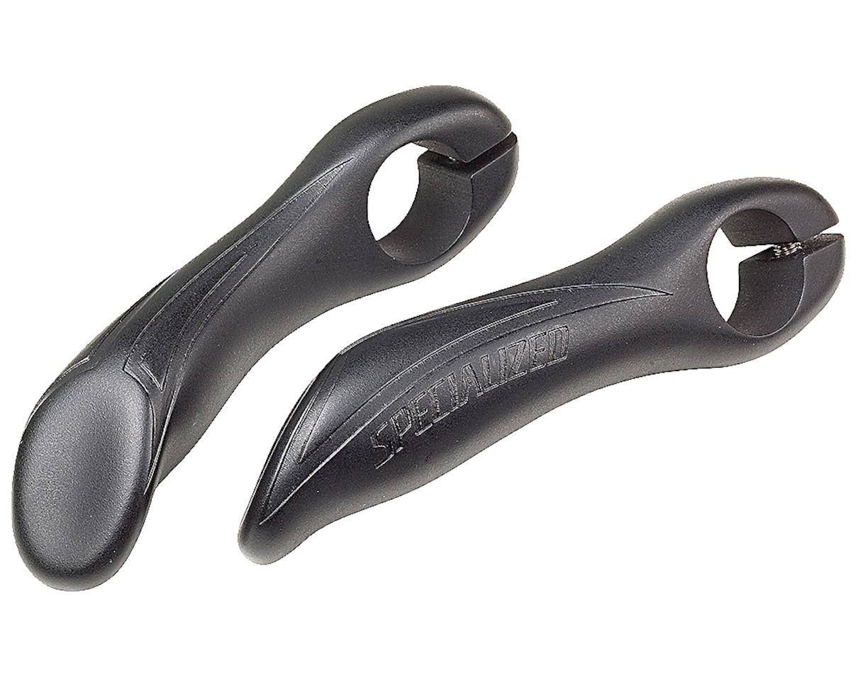 Specialized P2 Overendz Bar Ends (Black) (One Size)