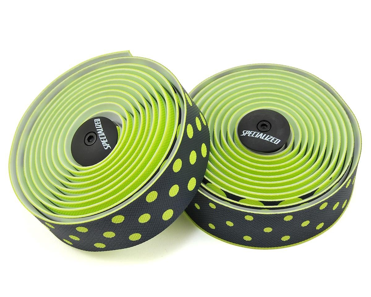 Specialized S-Wrap HD Bar Tape (Hyper/Navy Dots)