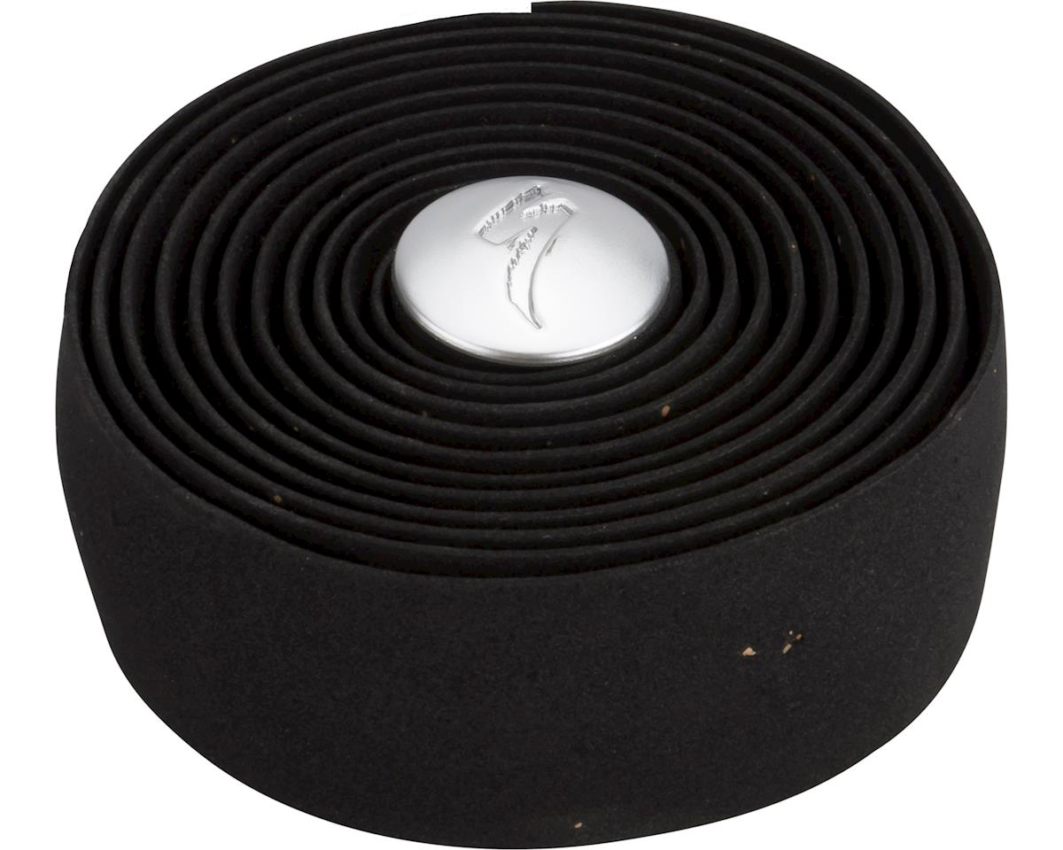 Specialized S-Wrap Cork Handlebar Tape (Black) (One Size)