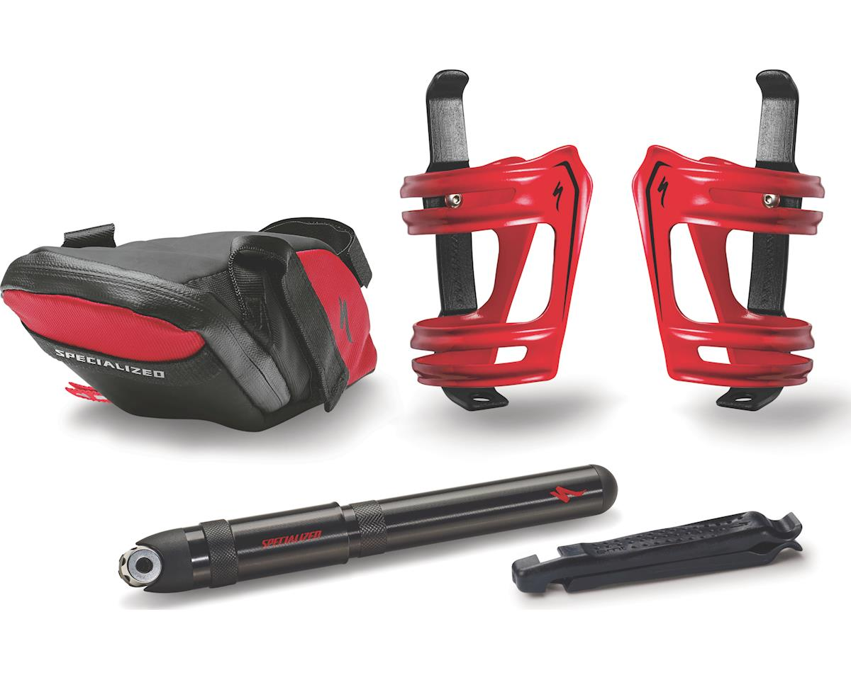 Specialized Starter Kit (Black/Red) (One Size)