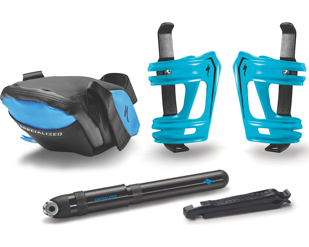 Specialized Starter Kit (Black/Cyan) (One Size)