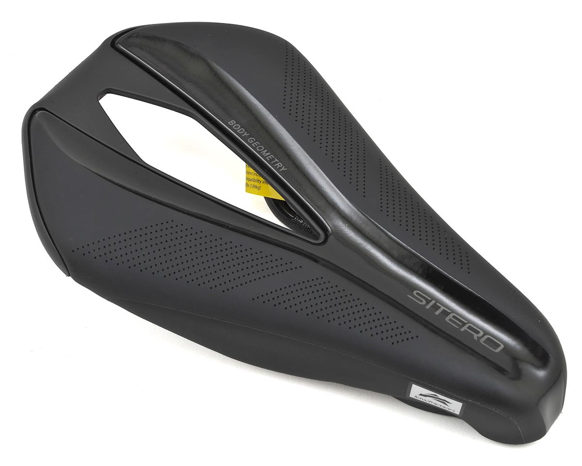 Specialized 2018 Sitero Pro TT Saddle (Black)