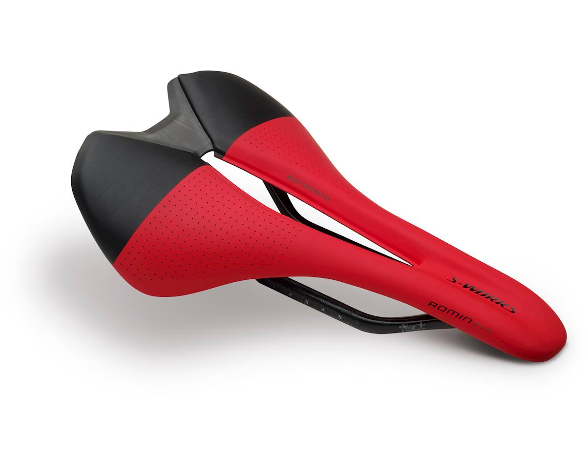 Specialized S-Works Romin Evo (Red) (143mm)