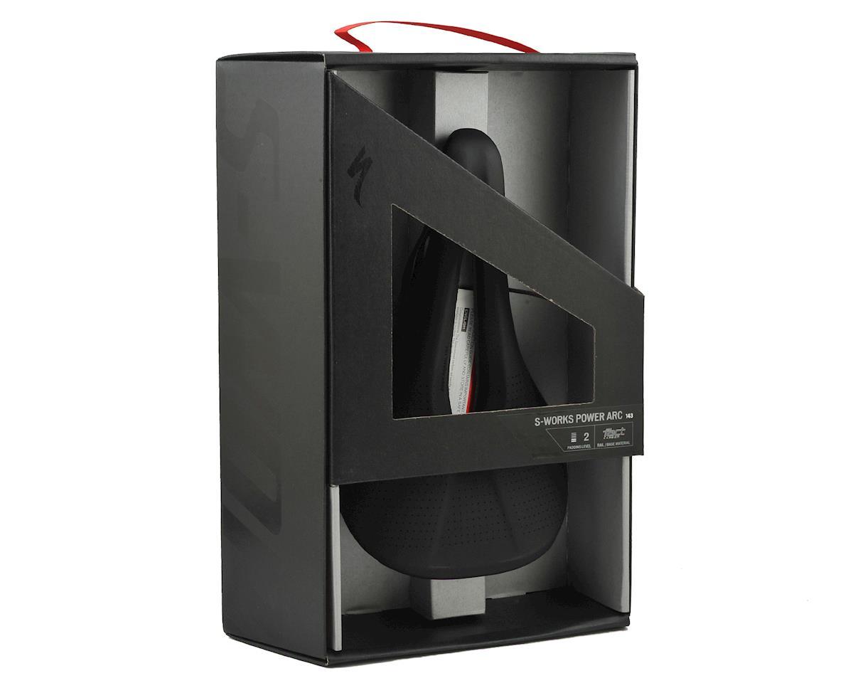 Specialized S-Works Power Arc Carbon Saddle (Black) (143mm)