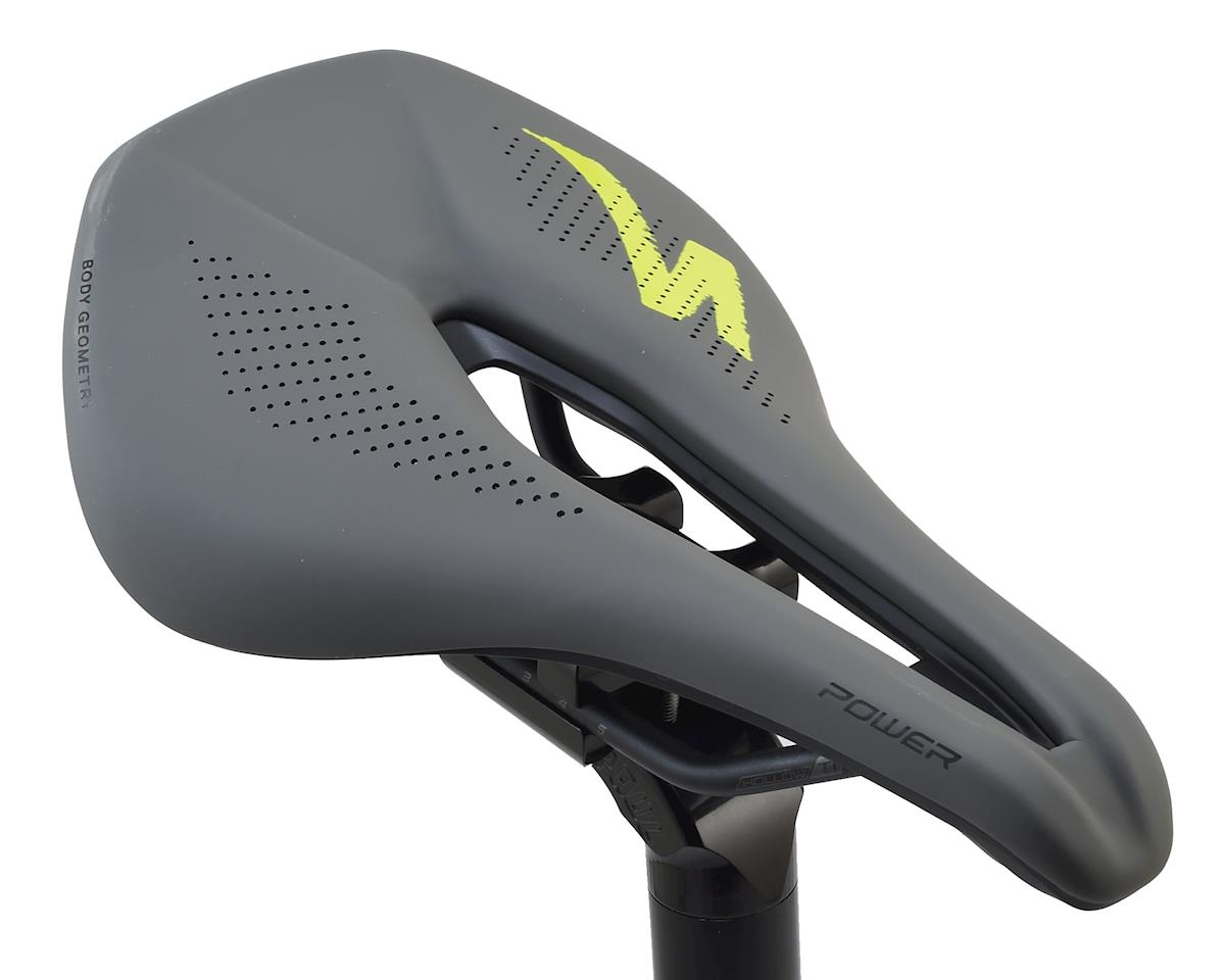 Specialized Power Expert Saddle (Charcoal/Hyper)