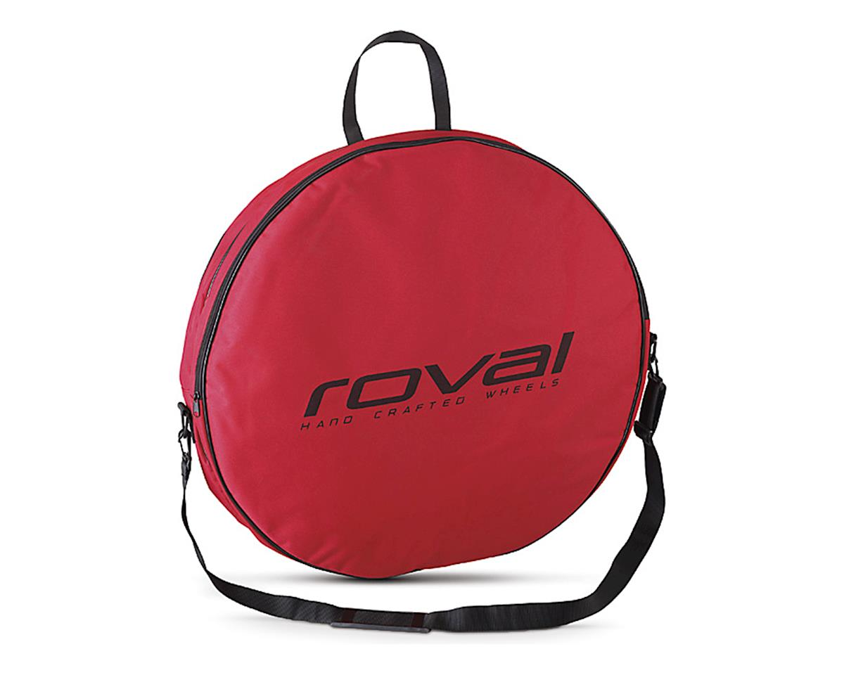Specialized Roval Double Wheel Bag (Red/Black)
