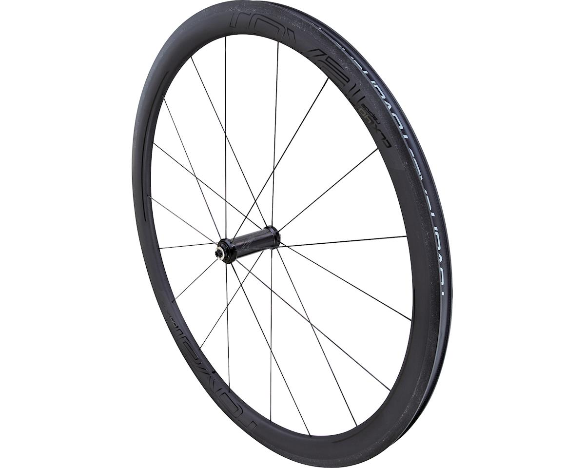 Specialized Roval CL 40 - Front (Satin Carbon/Black) (700c)