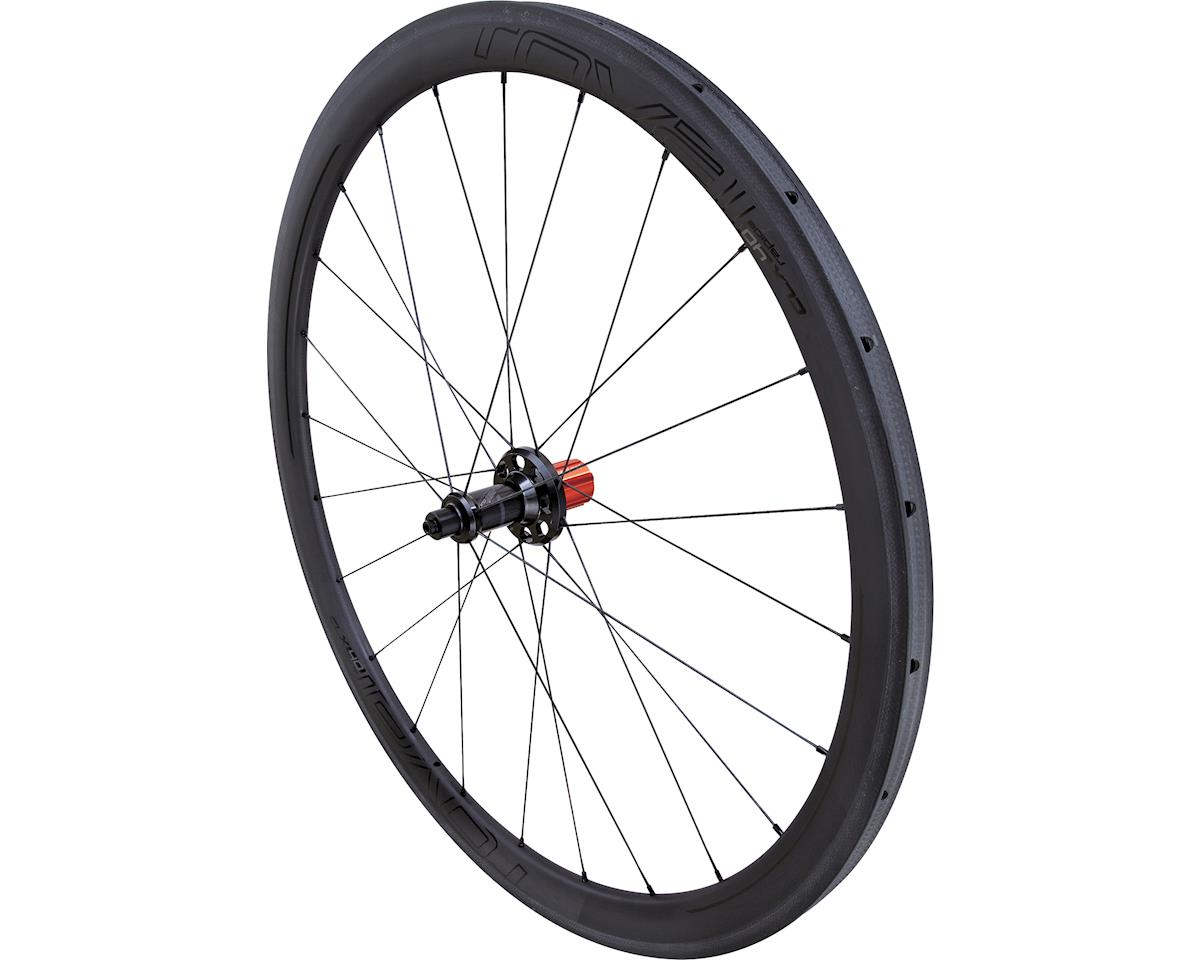 Specialized Roval CLX 40 Tubular - Rear (Satin Carbon/Gloss Black) (700c)
