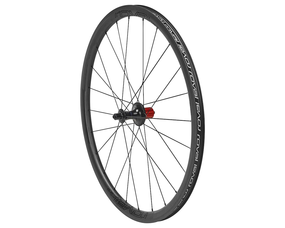 Roval CLX 32 Rear Wheel (Satin Carbon/Gloss Black)