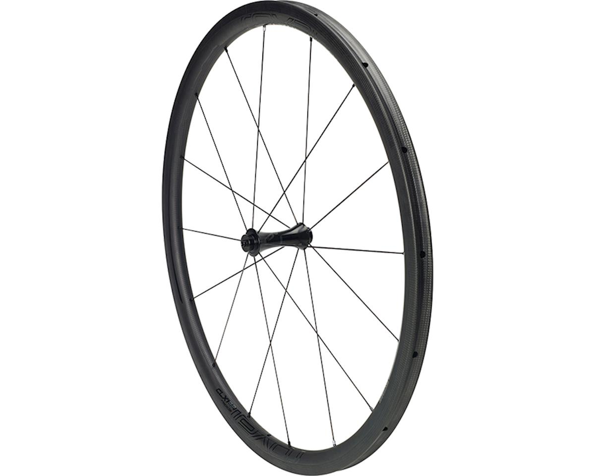 Specialized Roval CLX 32 Tubular - Front (Satin Carbon/Gloss Black) (700C)