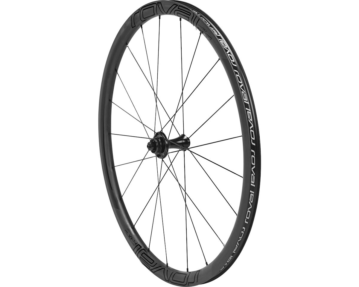 Specialized Roval CLX 32 Disc - Front (Satin Carbon/Gloss Black) (700C)