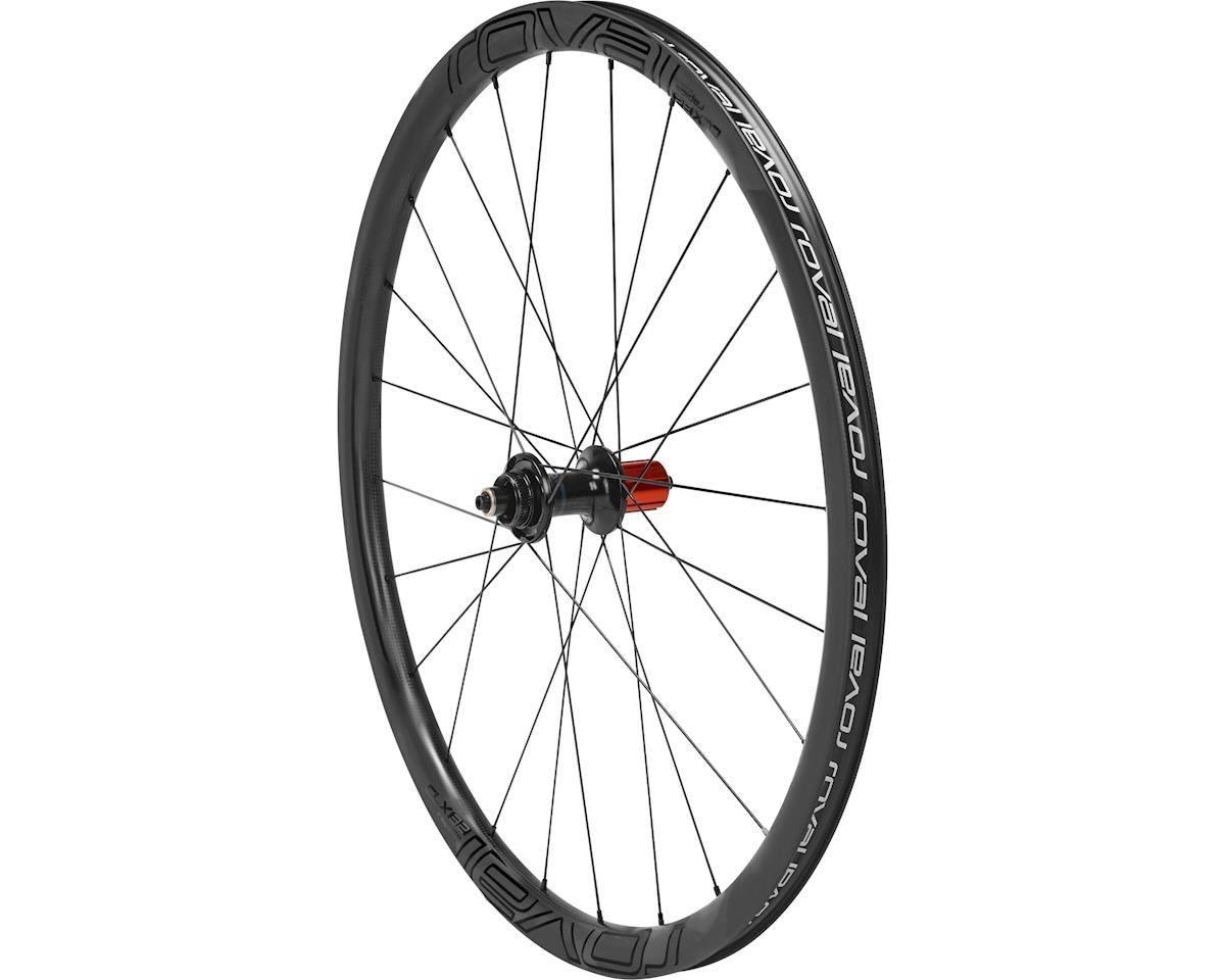 Specialized Roval CLX 32 Disc - Rear (Satin Carbon/Gloss Black) (700C)