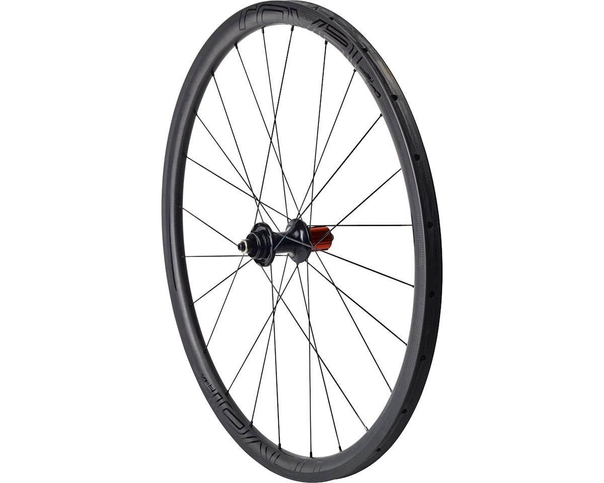 Specialized Roval CLX Disc Tubular Carbon Rear Wheel (Black) (700C) (32mm Depth)