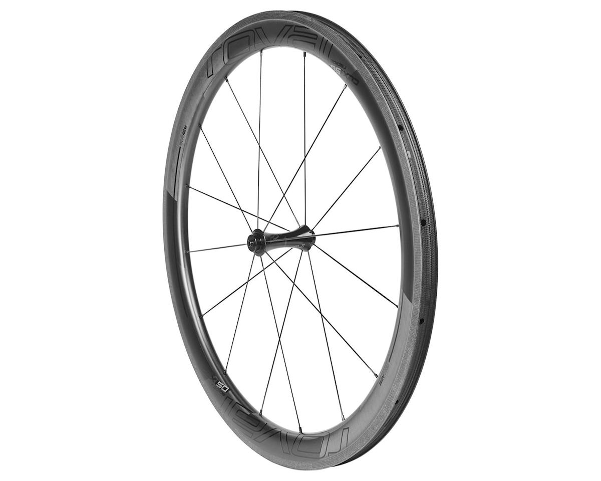 Specialized Roval CLX 50 Front Wheel (Satin Carbon/Gloss Black)