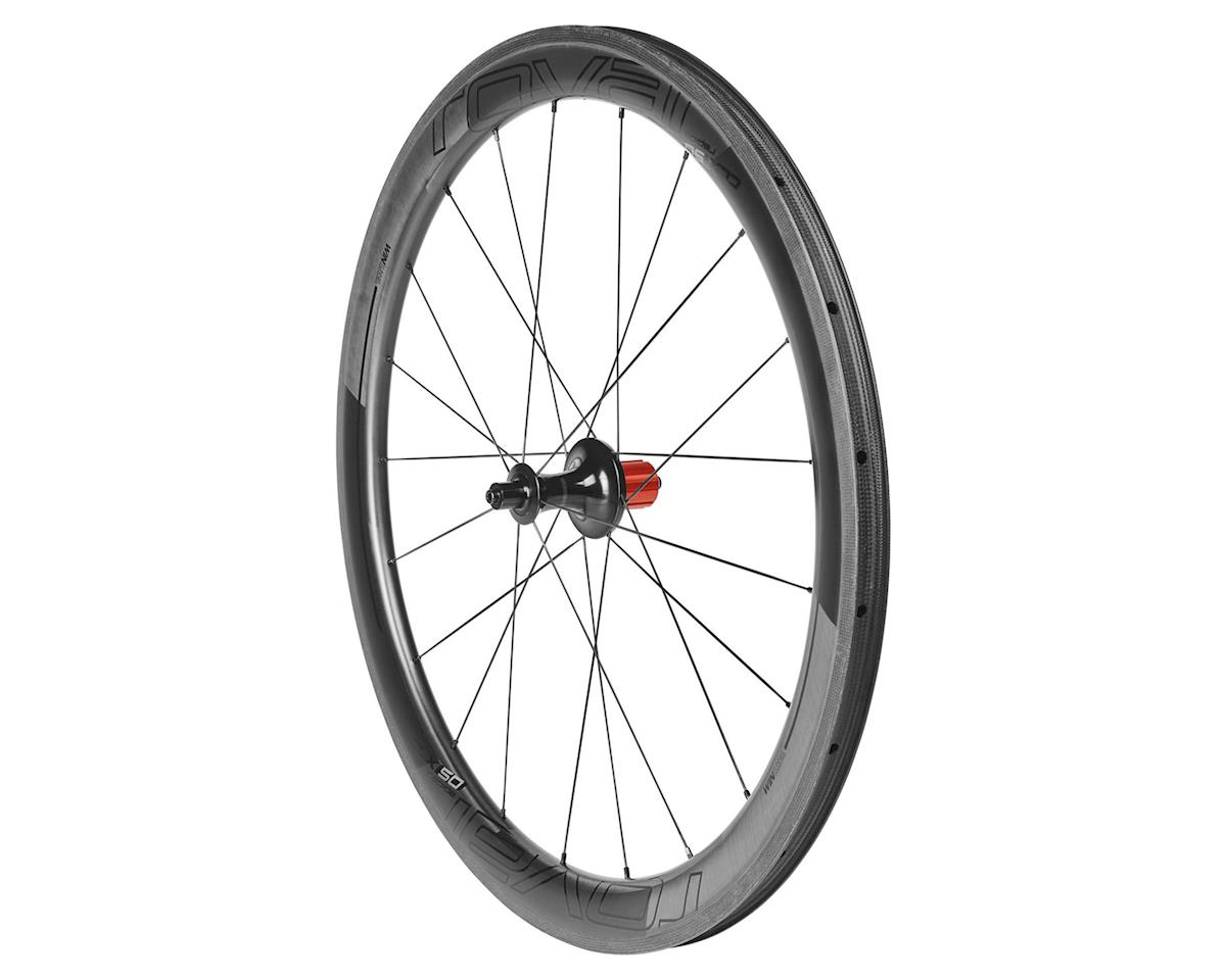 Specialized Roval CLX 50 Rear Tubeless Wheel (Satin Carbon/Gloss Black)