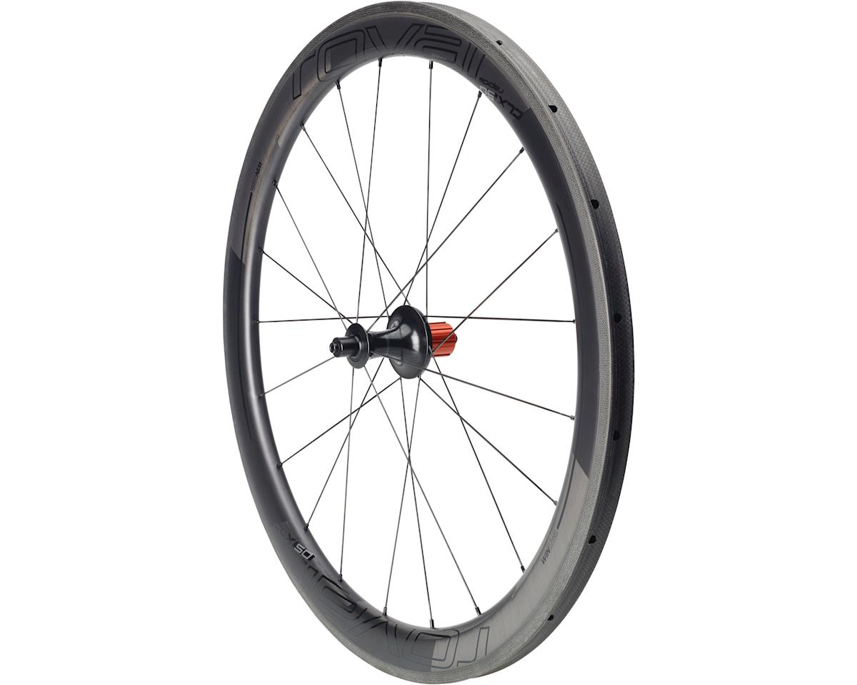 Specialized Roval CLX 50 Tubular - Rear (Satin Carbon/Gloss Black) (700C)