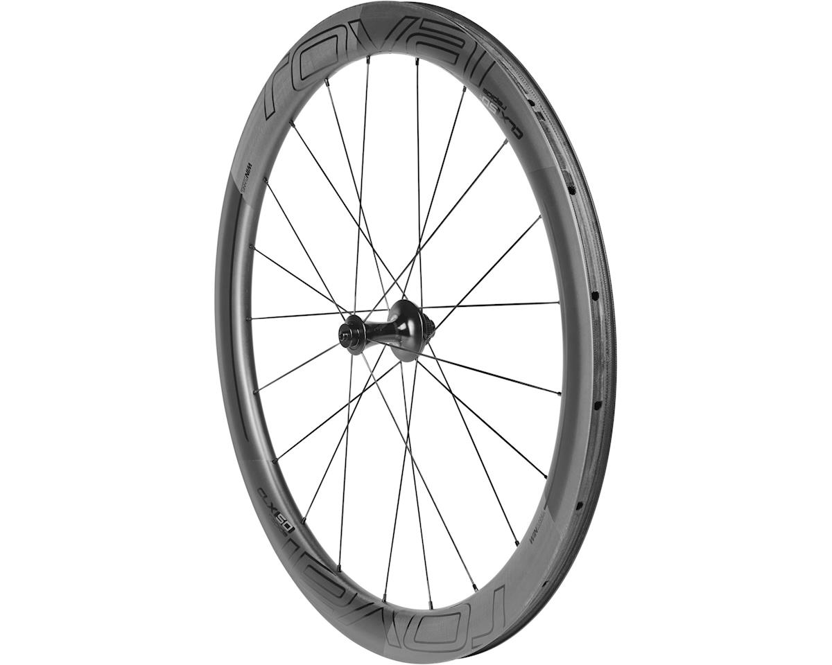 Specialized Roval CLX 50 Disc-Front (Satin Carbon/Gloss Black) (700C) | relatedproducts