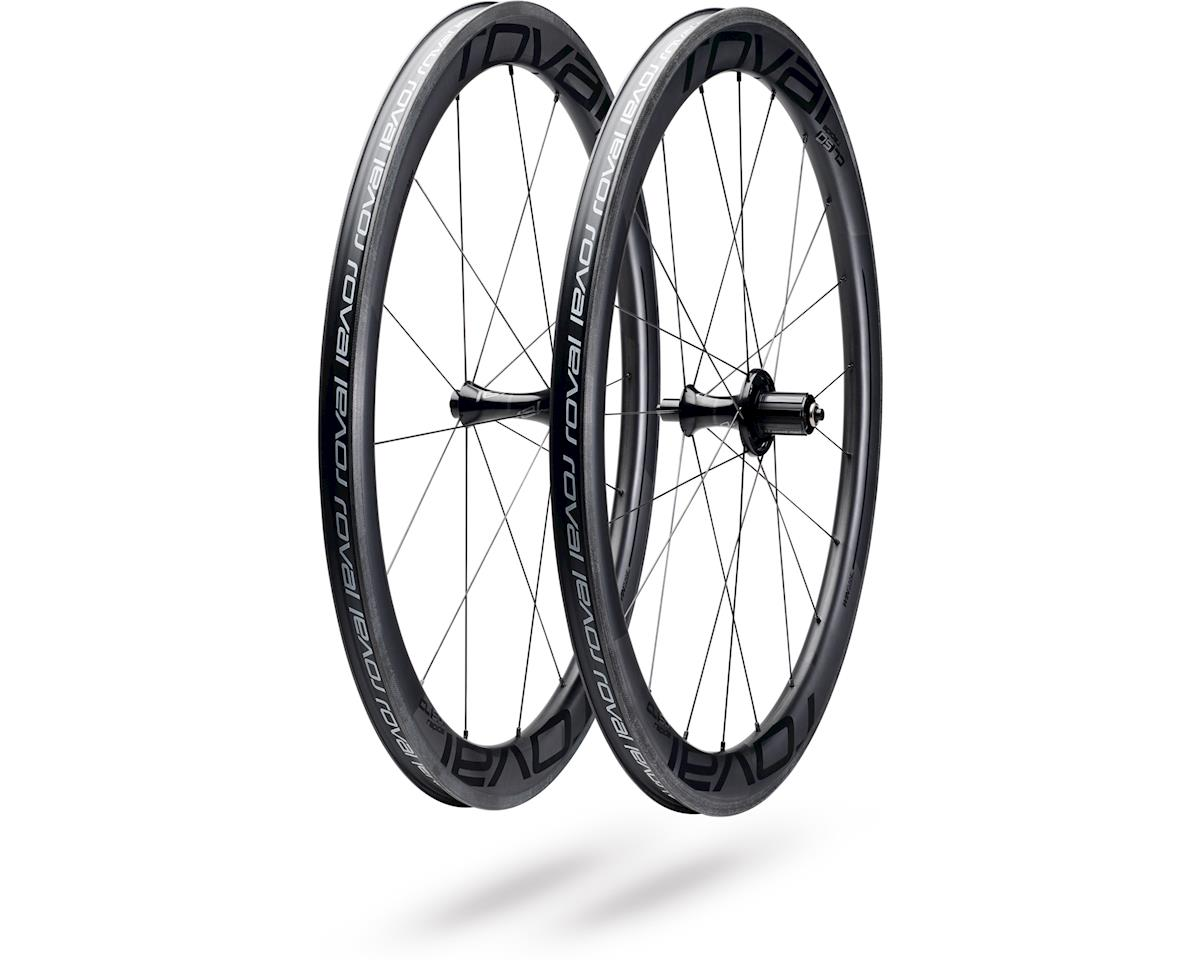 Specialized Roval CL 50 Wheelset (Satin Carbon/Black) (700C)