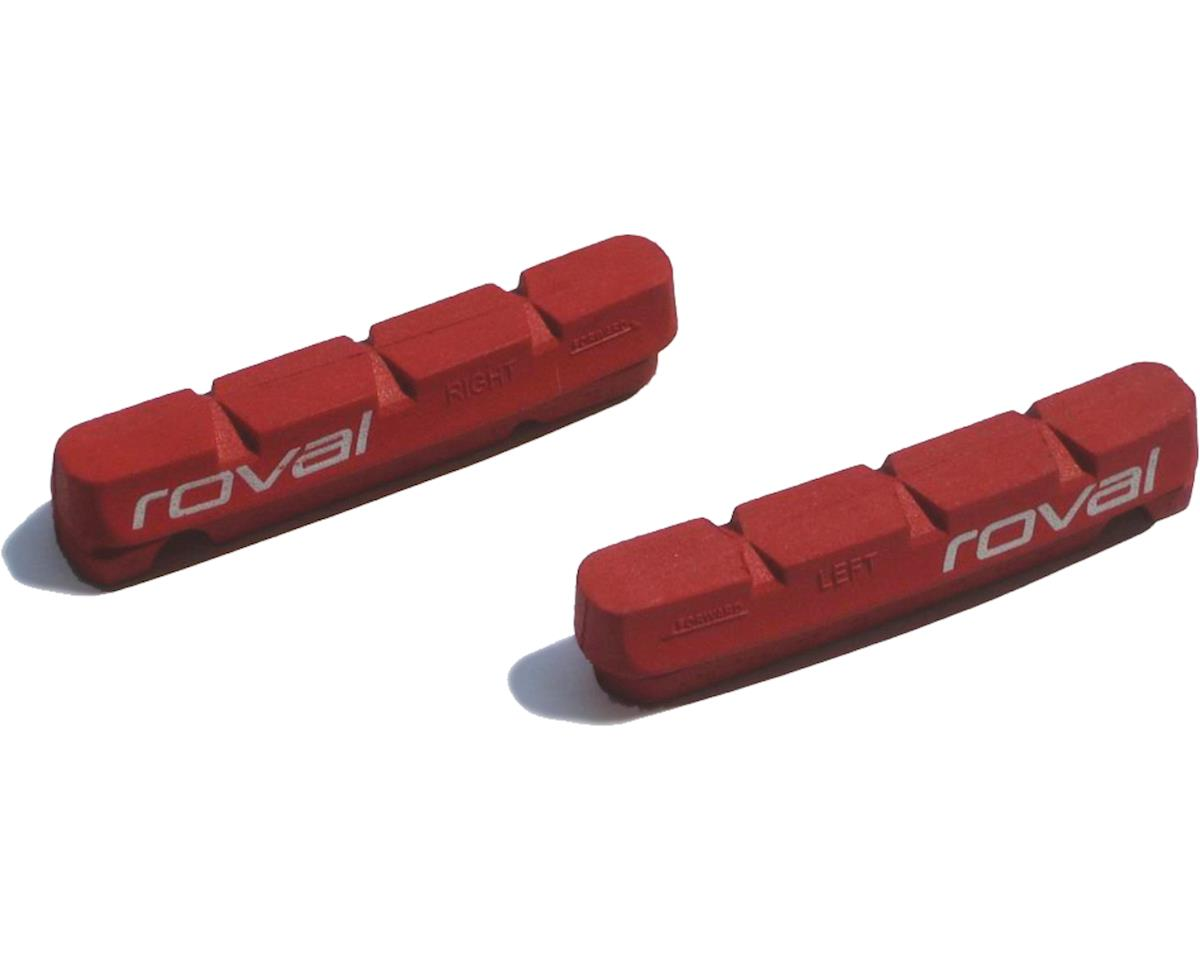 Specialized Roval Campy Carbon Pads (Red) (Campagnolo)
