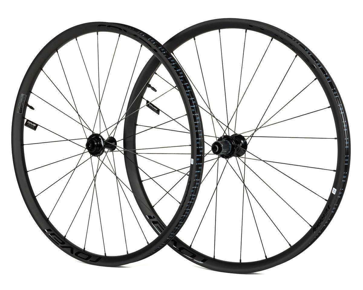Specialized Roval Terra CLX Evo Wheels (Satin Carbon/Gloss Black)