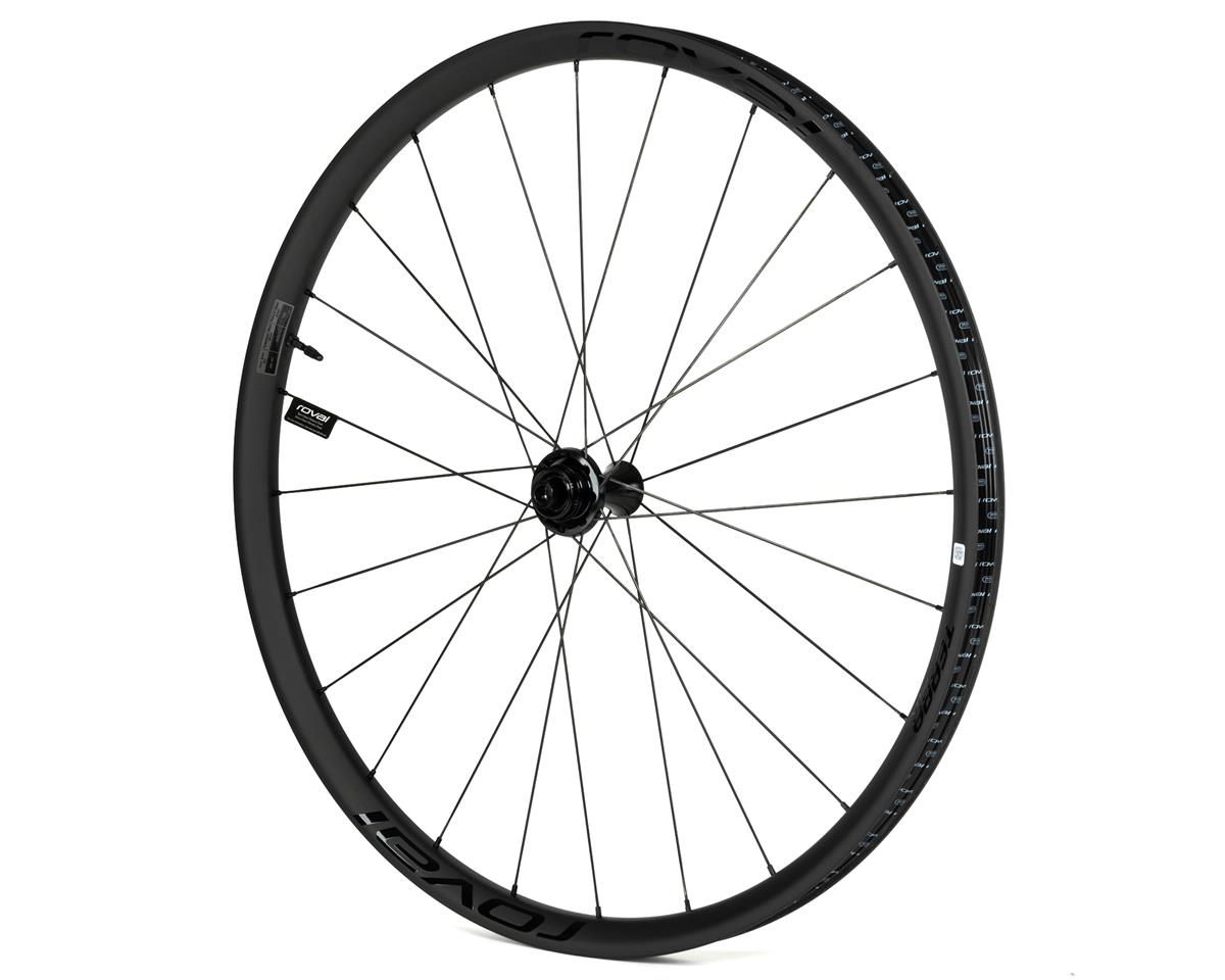 Specialized Terra CLX Front Wheel (Satin Carbon/Gloss Black) (700c)