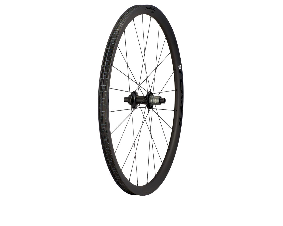Specialized Terra CLX Rear Wheel (Satin Carbon/Gloss Black) (700c)