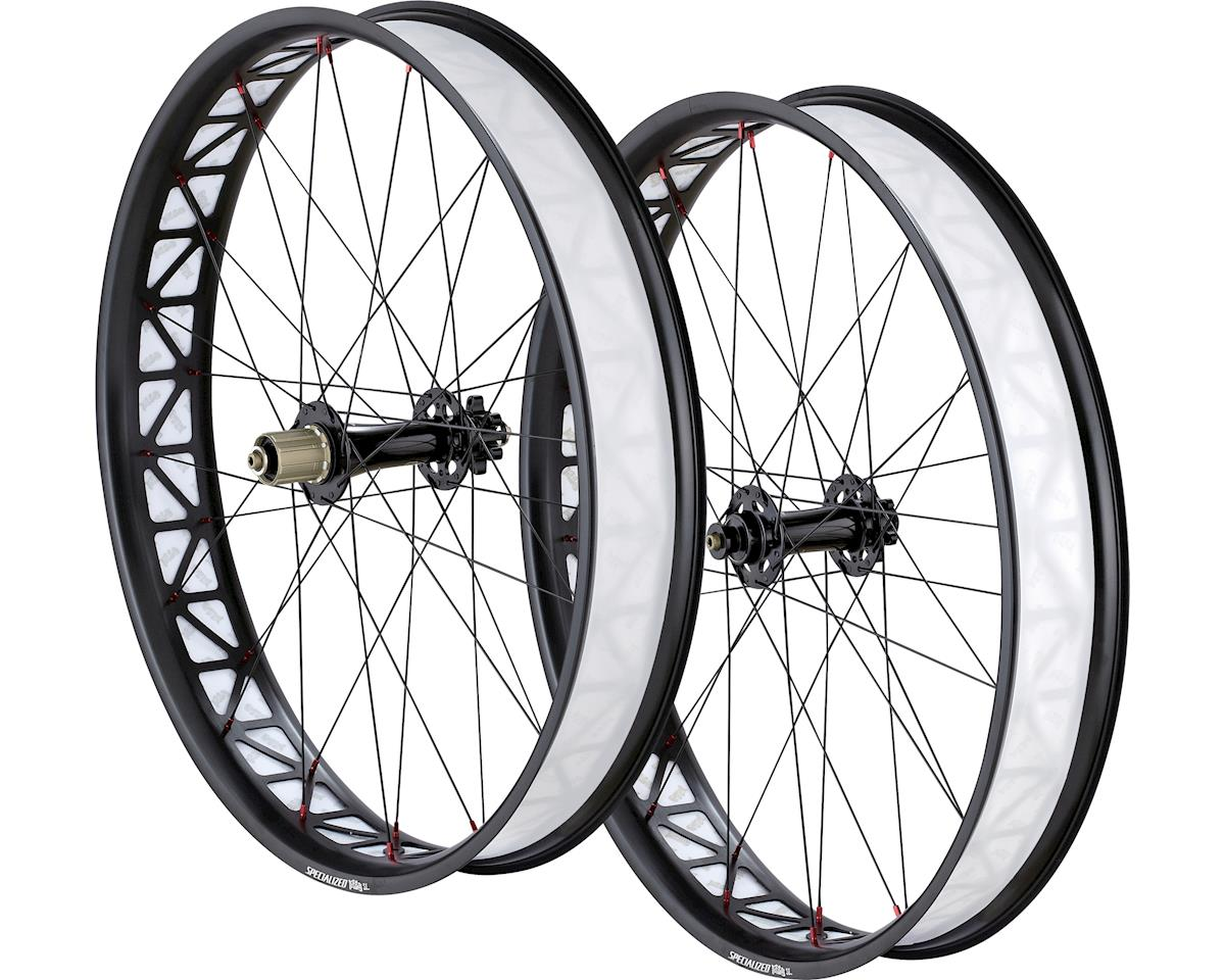 "Specialized Fatboy SL 26"" Wheelset (Black)"