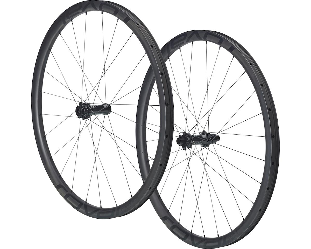 "Specialized Roval Control SL 29 (Satin Carbon Rim / Satin Black Decal) (29"")"