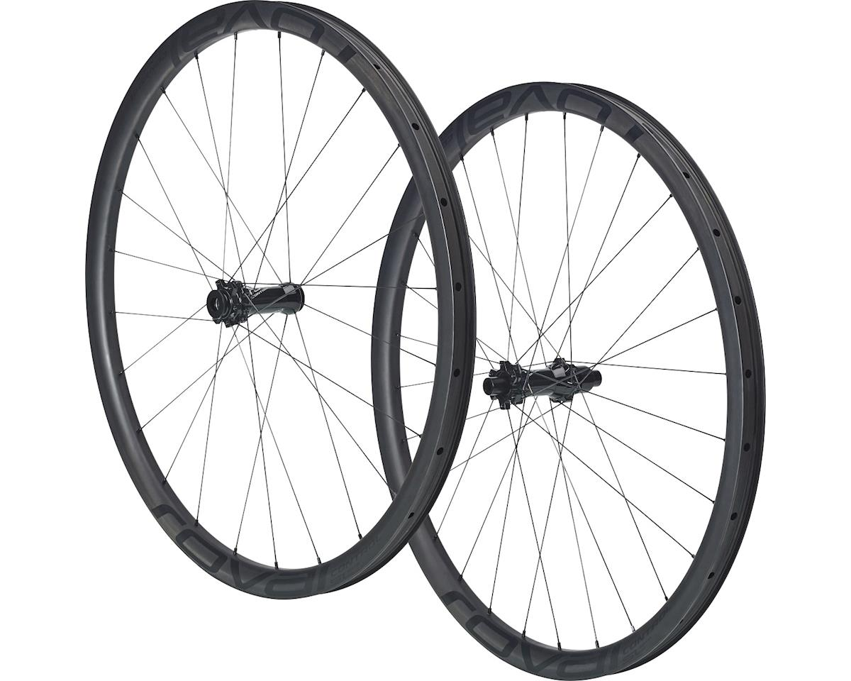 "Specialized Roval Control SL 29 148 (Satin Carbon Rim / Satin Black Decal) (29"")"
